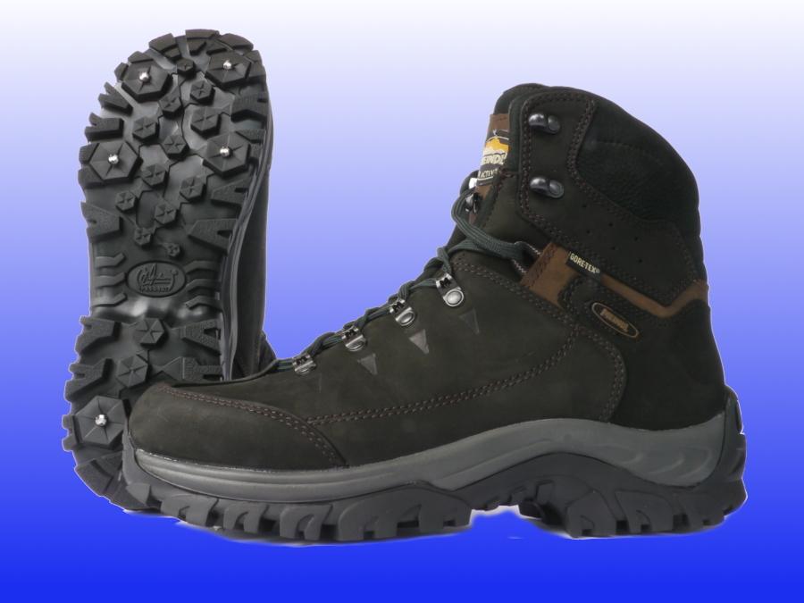 size 40 9e3b0 a9b59 Schuhe mit Spikes – ganz einfach per Handhebel – Land der ...